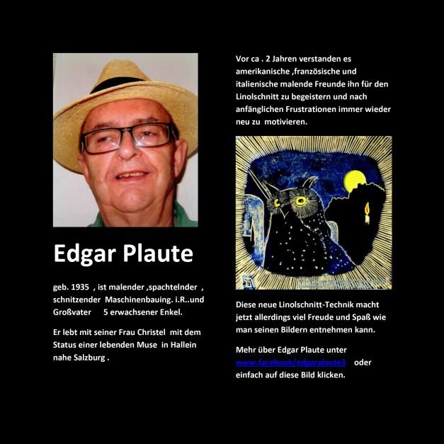 Edgar Plaute  profil