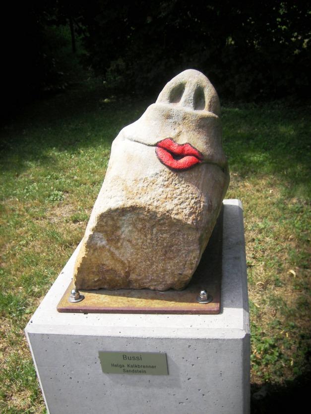 Skulpturen aus Sandstein