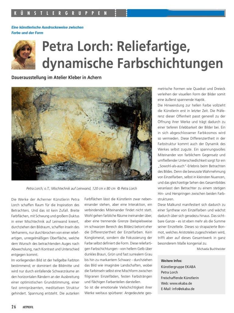 lorch petra 107