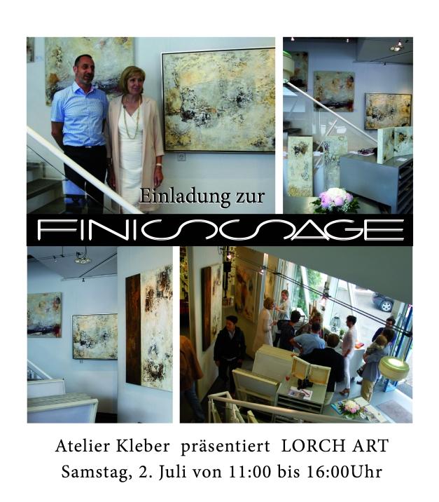 Finissage lorch-art by Kleber 02.07.2016