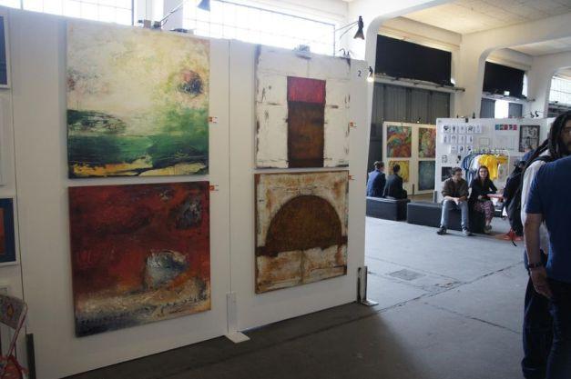 Petra Lorch - Ausstellung - Obacht - München