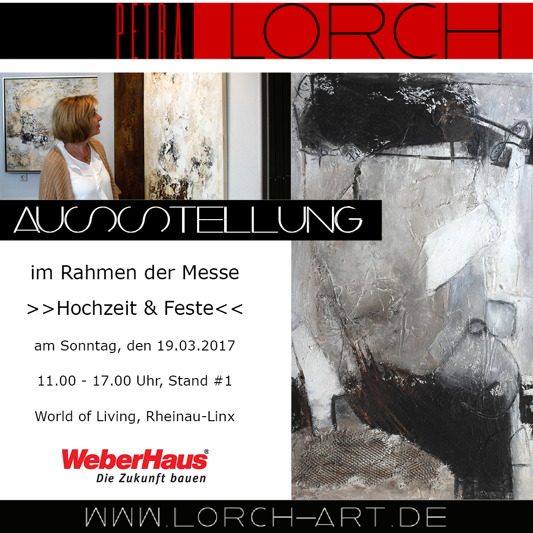 petra lorch ausstellung weberhaus world of living rheinau linx kunstverein art baden. Black Bedroom Furniture Sets. Home Design Ideas