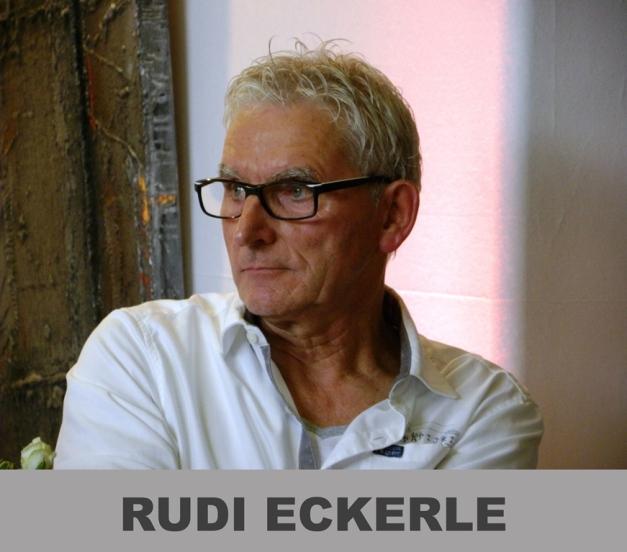 Porträt Foto Rudi Eckerle