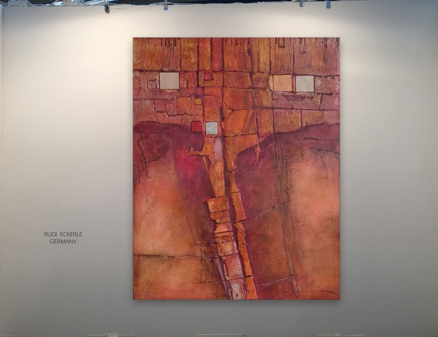 Art Exhibition EC06-14 96 x 121 cm