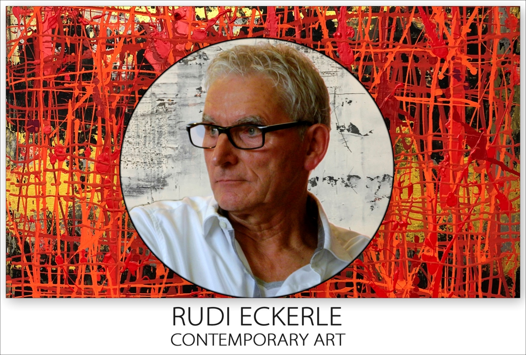 Rudi Eckerle Red Stripe