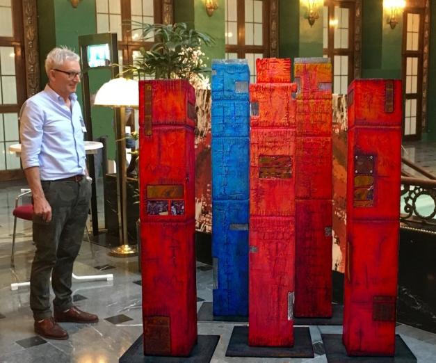 Kurhaus Rudi Skulpturen