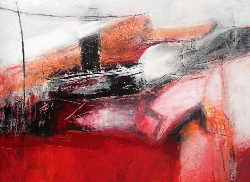 Lorch Petra - abstrakte Malerei -