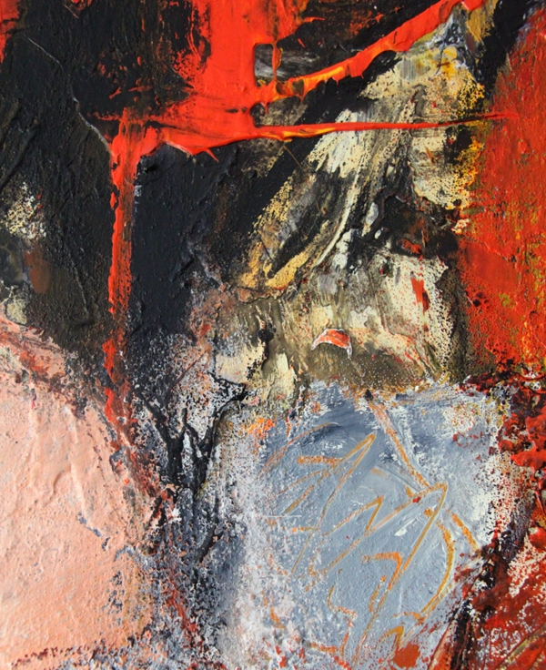 LORCH PETRA - abstrakte Malerei - 2348