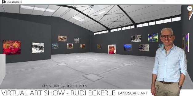 Virtual art Show Landscape Art