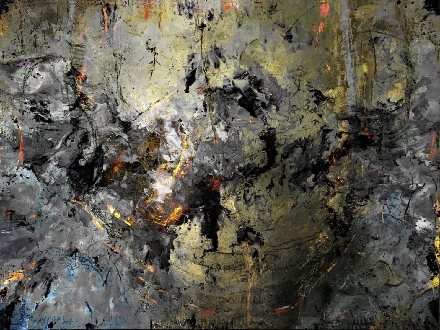 Landscape 160 x 120 cm